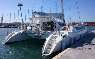 Catamaran Edel CAT 43